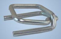 Крепеж для стальной упаковочной ленты